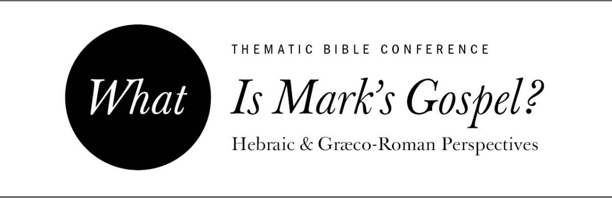 2016 Thematic Bible Conference
